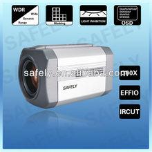 """EFFIO-S 700TVL 1/3"""" CCD CCTV ZOOM CAMERA"""