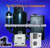 Supplying Solar energy system Car portable solar Air -con compressor