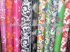 polyester christmas taffeta tent fabrics for galaxy printed