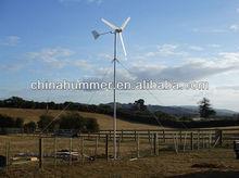 500w small wind turbine/mini wind generator/micro wind energy for home