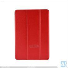 Litchi Premium PU leather Tri-fold Stand Case Cover for iPad Mini 2 with Retina -- P-IPDMINIiiCASE006