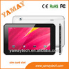"wholesalers pocket tablet 7"" android 4.0 A13 512MB/8GB 3G phone kids drawing tablet"