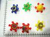 Plastic hot sale kids promotion mini toy tops
