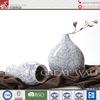 Blue and white antique ceramic vases