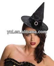 Halloween Hats-Mini Witch Hat/Satin Wich/Spider Witch