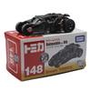 "Takara Tomy DC Batmobile 6.5cm/2.6"" Dream Tomica 148 New in Box"