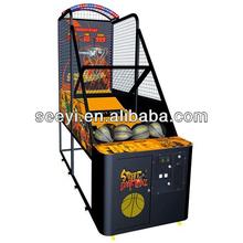 indoor games street basketball game machine