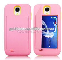 2013 Stylish credit card holder case for samsung galaxy s3 phone case card holder