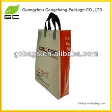 Good reputation heavy duty plastic shopping bag