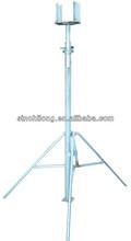 Galvanized Steel Adjustabole Formwork Shoring Prop Set