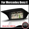 OEM 7 inch in dash 2 din car radio dvd gps navi bluetooth touch screen headunit for mercedes-benz w212