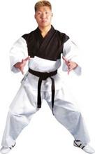 White Black Hapkido Uniforms