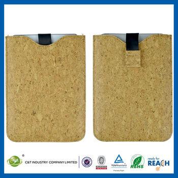 "C&T Luxury 7.9"" leather Case Sleeve bag for ipad mini"