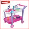 Doctor toys hospital play set