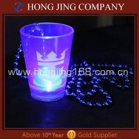 Party light up led shot glass