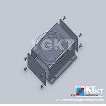 Aluminium Extruded Profile Housing/Shell/Case