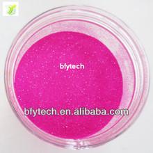 2014 Top quality Fluorescent glitter powder Manufacturer