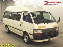 Stock#33938 TOYOTA HIACE COMMUTER GL USED VAN FOR SALE [RHD]