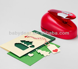 "7.6CM (3 "") 3 Motifs At The Same Time Incl Jumbo Paper Craft Punch For Scrapbooking CD-99XXL-66"