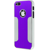 Best present fashion elegant design luxury urtra thin back hard aluminum metal hybrid case for apple iphone 5