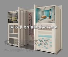 steel material ceramic tile display,metal material ceramic tile display,ceramic tile display rack stand