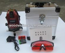 4V1H6D line laser level for professional use