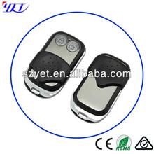 metal case rf radio remote control universal YET026