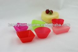 Flexible And Non-Stick Baked Goods Pop Out Easily Forminhas+Para+Cupcake