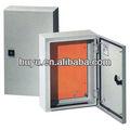 Caja metálica exterior de metal caja del medidor eléctrico ( caja de acero, Cajas metálicas )