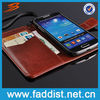 Luxury Leather Wallet Case for Samsung Galaxy s4 mini i9190