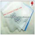 Virgem eco- amigável branco pp spunbonded não- tecido rolos de tecido para hometextil/saco/sofa/toalha de mesa