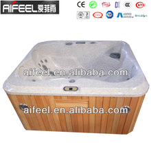 Luxury Balboa system & Aristech acrylic outdoor hot tub for 3 person with best service