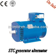 Hot sale stc series 10kw ac alternator