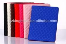 "Luxury Design Lambskin Leather Case For Apple Ipad MINI 7"" Tablet, for ipad 2 case yoobao"