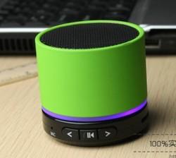 S11 Bluetooth Mini Speaker Wireless Loudspeaker For HiFi iPhone 5 MP4 Tablet PC Music Player