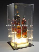 modern wine display cabinet