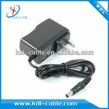 Best seller ! EU US UK AUS wall plug power adapter 9v 100ma 150ma 300ma 500ma