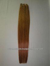 Machine Weft virgin Hair Mongolian Straight