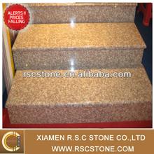 natural stone G687 granite step
