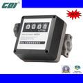Fm-120 4- dígitos mecánico aceite combustible diesel medidor de flujo