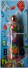 40ml/1.5ozcolor bingo pens dabber marker pen with glitter cap!never leakage,no spark!!!Hot selling in UK and Australia