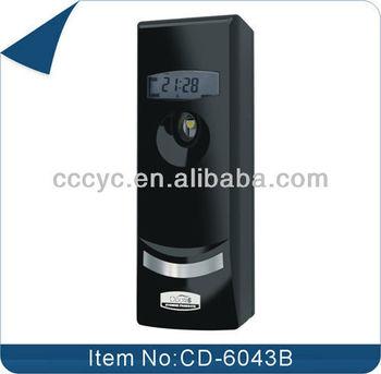 Toilet Refillable Digital Lcd Automatic Aerosol Dispenser CD-6043B