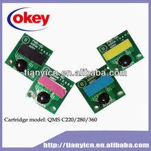 Compatible drum chip for Minolta C220/C280/360 copier