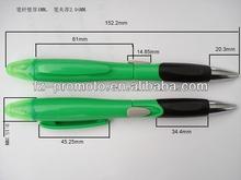 promotion advertisment big hand finger shape plastic ball pen