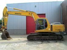 Komatsu PC240NLC Excavator (96846 DIESEL)