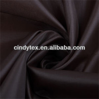 210d drapery coated waterproof oxford polyester fabric