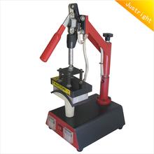 heat transfer machine leather press t shirt CE certification