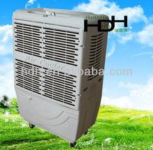 Floor standing indoor use air cool fan