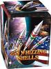25 Shots Saturn Missiles Fireworks/Jupiter Missiles Fireworks/Battery Fireworks