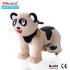 M-003 plush panda electric animal kiddie ride for kids